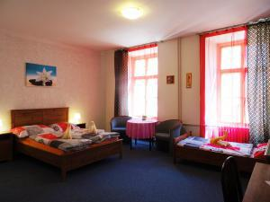 GL Hotel Trutnov - Luxury pokoj třílůžkový