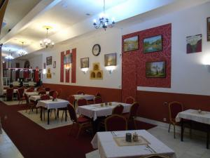 GL Hotel Trutnov - Restaurace