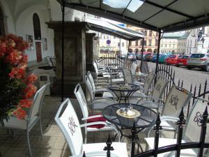 GL Hotel Trutnov - Letní zahrádka