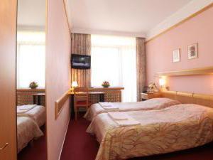 HOTEL AKADEMIE - pokoj v Hotelu na jihu Moravy ve Velkých Bílvicích