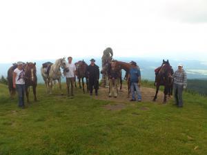 Kunčice 119 -   vyjížďky na koních