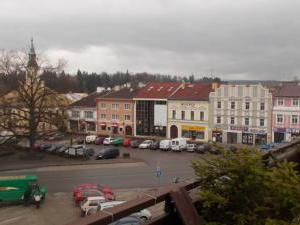 Hotel Panský dům Žamberk - hotel v Orlických horách v Žamberku