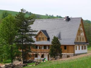 Samota Adelheid  - Samota Adelheid Bartošovice v Orlických horách