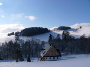 Samota Adelheid  - Bartošovice v Orlických, 2Km od Orlického Záhoří,  je penzion Samota Adelheid