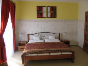 Hotel Vysočina - ubytování - ložnice