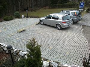 Penzion Privat 308 Janské Lázně - Parkování