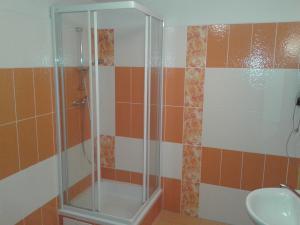Apartmán Lipno nad Vltavou - koupelna