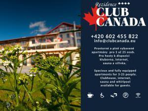 Rezidence Club Canada - info