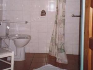 Pension Siesta - Koupelna v penzionu Siesta,kousek od Lipna na Šumavě