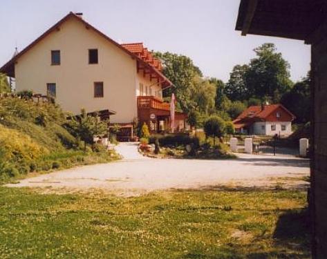 Penzion Siesta v Jižních čechách na pomezí Šuamvského národního parku, kousek od Lipna
