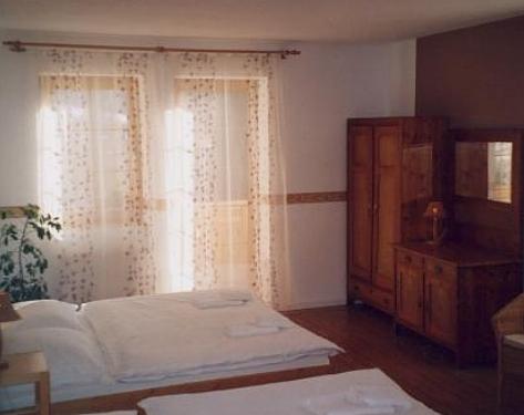 ubytování Želnava na Šumavě, nedaleko Horní Plané a Nové Pece kousek od Lipna je Pension Siesta