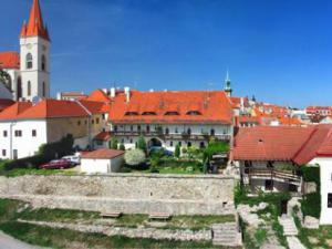 Penzion Kaplanka - ubytování v Penzionu Kaplanka ve Znojmně