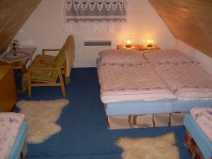 DREVENICA   U  GLOSA   - Drevenica u Glosa Liptovská Kokava, 4-posteľová izba v podkroví