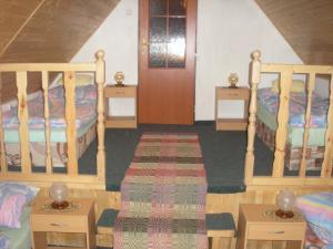DREVENICA   U  GLOSA   - Drevenica u Glosa, 4-posteľová izba v podkroví