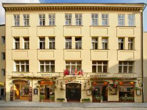 Hotel Salvator - Hotel Salvator, exterier