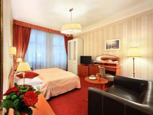 Hotel Salvator - Hotel Salvator, dvoulůžkový pokoj