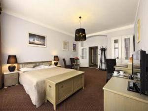 Hotel Salvator - Hotel Salvator, dvoulůžkový pokoj Superior