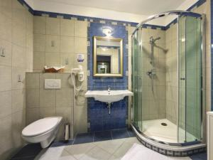 Hotel Salvator - Hotel Salvator, dvoulůžkový pokoj Superior / kouplena