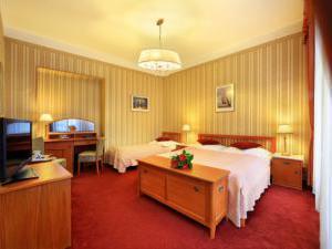 Hotel Salvator - Hotel Salvator, třílůžkový pokoj
