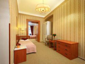 Hotel Salvator - Hotel Salvator, třílůžkový pokoj Superior