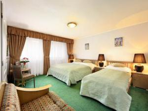 Hotel Salvator - Hotel Salvator, apartmá pro 4-6 osob