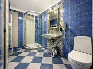 Hotel Salvator - Hotel Salvator, apartmá pro 4-6 osob / koupelna