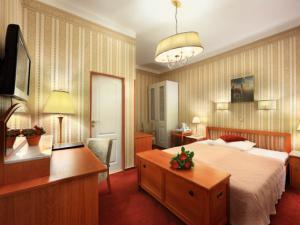 Hotel Salvator - Hotel Salvator, jednolůžkový pokoj