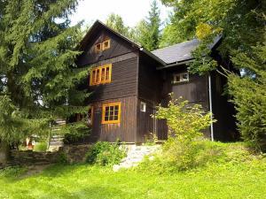 Roubená chalupa Kunvald - Ubytování v roubené chalupě v Orlických horách
