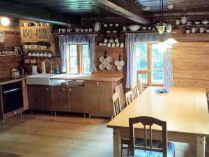 Roubená chalupa Kunvald - horské ubytování v roubené chalupě v Orlických horách