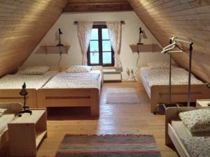Kunčice chalupa KARRA - Ubytování pro rodiny na horách
