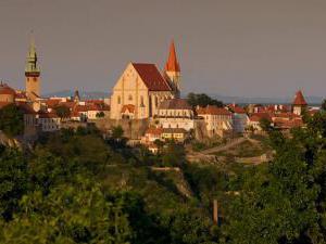 Chalupa na hradbách - Ubytování v historickém centru Znojma