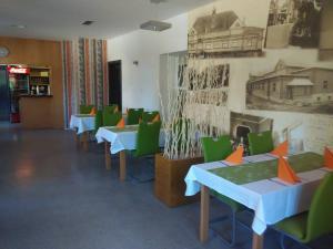 Hotel Lidový dům - Restaurace