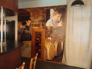 Hotel Lidový dům - Vinoteká Francouzká vína