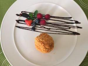 Hotel Lidový dům - Pečená zmrzlina