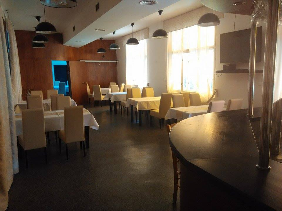 Vinárna/Lobby bar