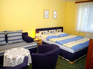 Ubytování v aleji Valtice -