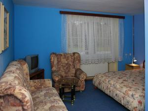 Ubytování v aleji Valtice - Pokoj ve Valtickém pensionu v Áleji