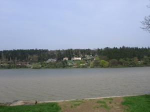 Penzion-Niké Jedovnice - rybník Olšovec