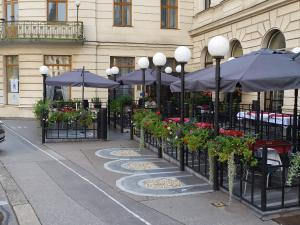 HOTEL SLAVIA Brno -