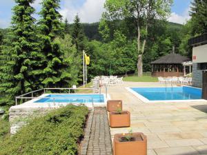 Zotavovna  Přední Labská - Venkovní bazény