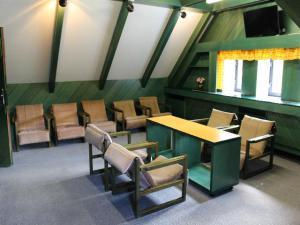 Zotavovna  Přední Labská - Společenská místnost na budově B