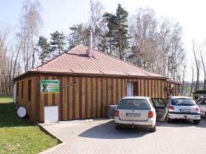 Chalupa Ještěrka - Chalupa s parkovištěm
