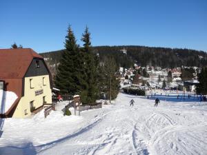 Horská chata Hubert Bedřichov - Horská chata Hubert Bedřichov v Jizerkách