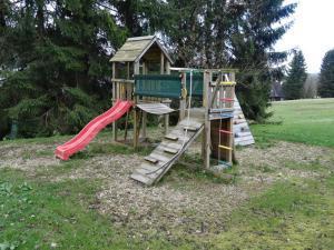 Horská chata Hubert Bedřichov - ubytování pro děti v horské chatě Hubert