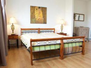 Apartmány Cordeus Praha - Praha - pronájem apartmánu