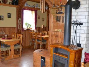 Penzion Pod Světlým vrchem - Restaurace