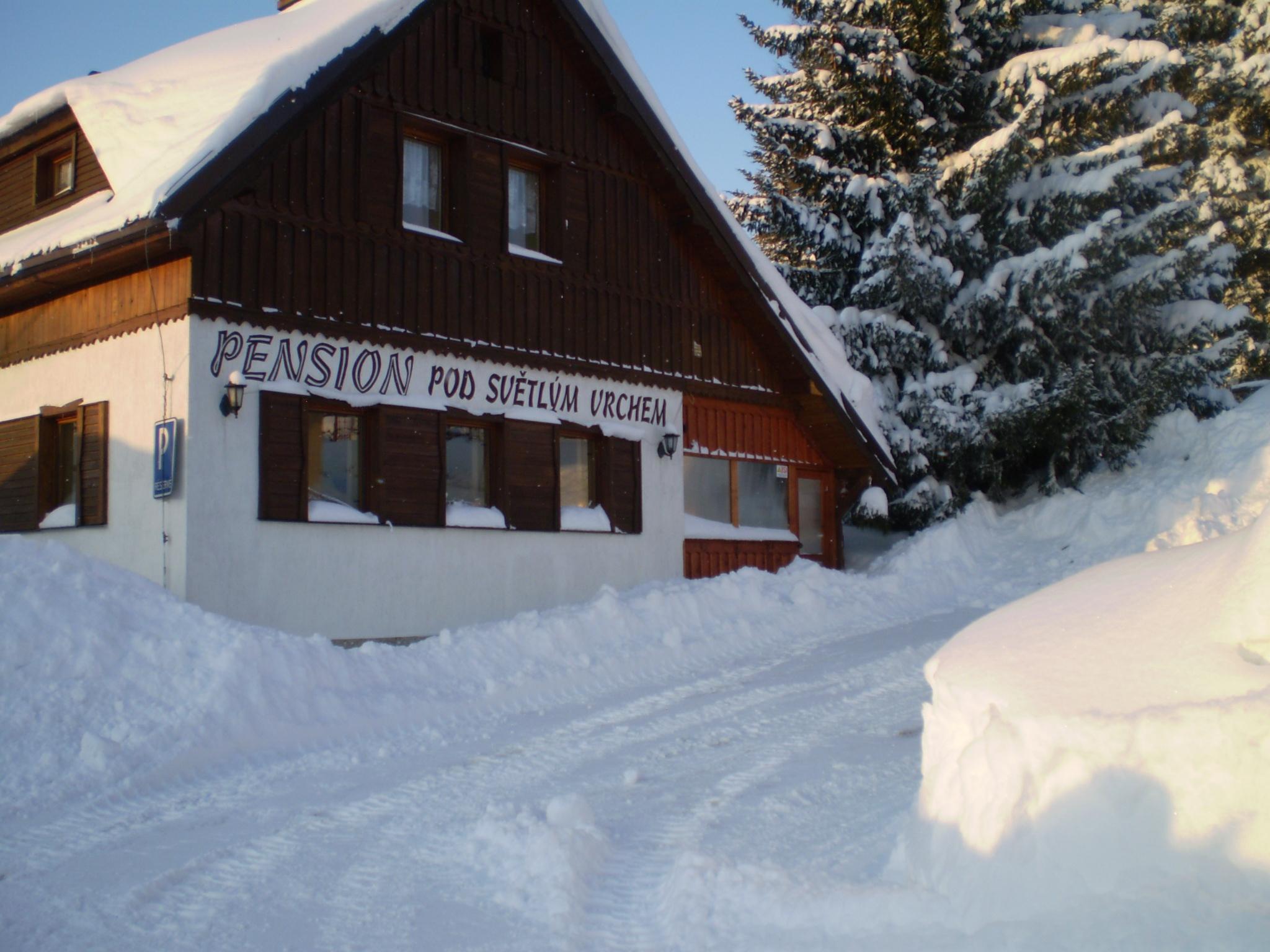 Penzion Albrechtice v Jizerských horách