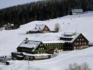 Horský hotel Žižkova Bouda - Horský hotel Žižkova Bouda Pec pod Sněžkou