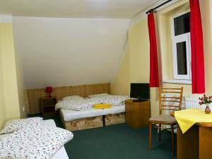 Horský hotel Žižkova Bouda -