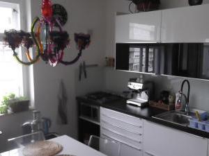 Apartmán Kolonáda   Poděbrady - Kuchyně